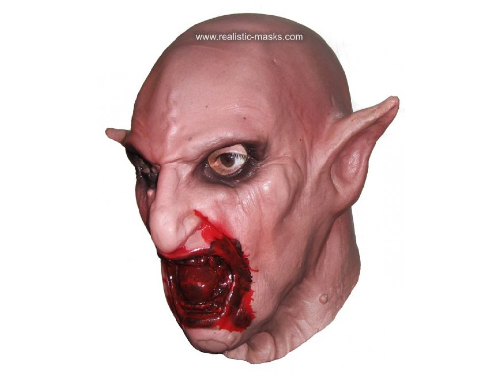 Creepy Halloween Mask