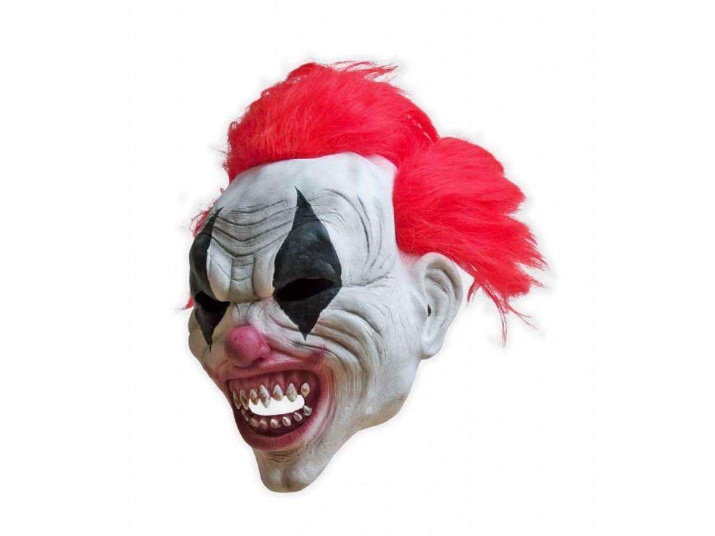 Smiley Horror Maske