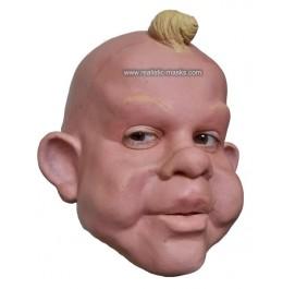 Maske Baby Gesicht