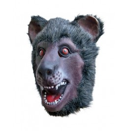 Maske Bär aus Latex