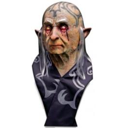 Horrormaske 'Schwarzmagier'