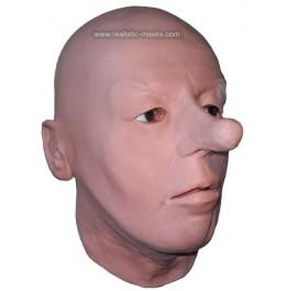 Latexmaske 'Der Lügner'