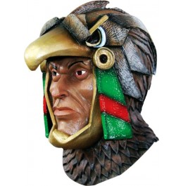 Maske 'Der Adlerkrieger'
