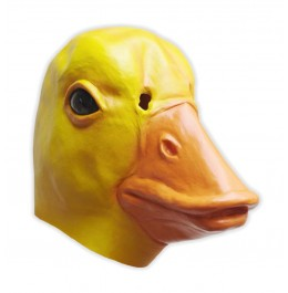 Enten Maske aus Latex