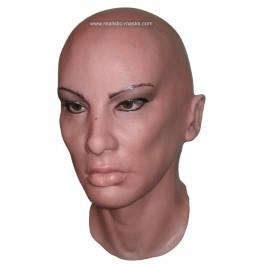 Maske Frauen Gesicht 'Beatriz'
