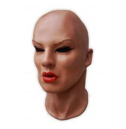Frauengesicht Latex Maske 'Ciara'