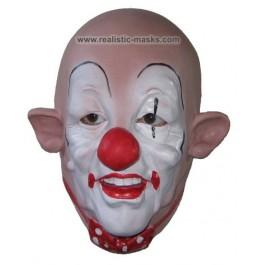 39 lustiger clown 39 karnevalsmaske. Black Bedroom Furniture Sets. Home Design Ideas