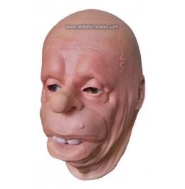 Spass Maske 'Schräger Typ'