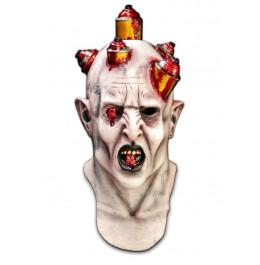 Halloween Maske 'Graffiti Dämon'