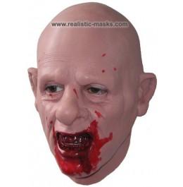 Horrormaske aus Latex 'Küchenchef'