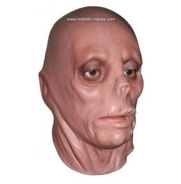 Horror Maske 'mumifizierter Kopf'