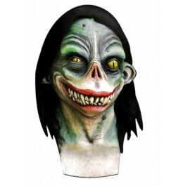 Horror Maske 'Froschgesicht'