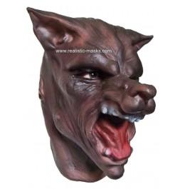 Horror Maske 'Wolf'