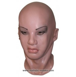 Maske Frauengesicht 'Sylvie'