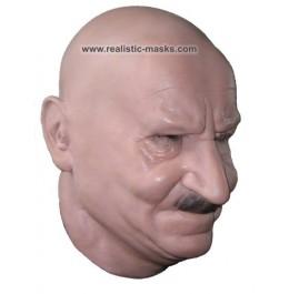 Latex Maske 'Der Banker'