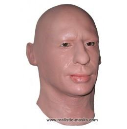Realistische Latexmaske 'Rowdy'