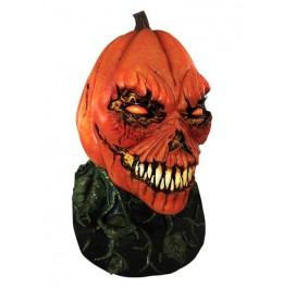 Horror Maske 'Bösartiger Kürbiskopf'