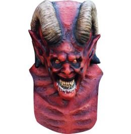 Halloween Maske 'Verrückter Teufel'