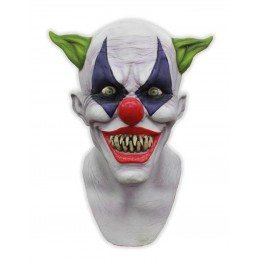 Horror Clown Maske 'Bobo'