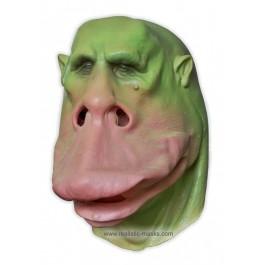 Maske 'Das Schnabeltier'
