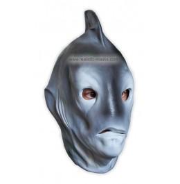 Maske Fisch Gesicht