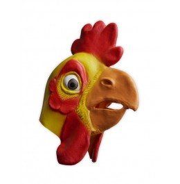 Huhn Maske