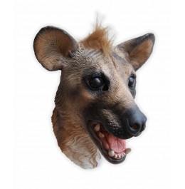 Hyäne Maske aus Latex