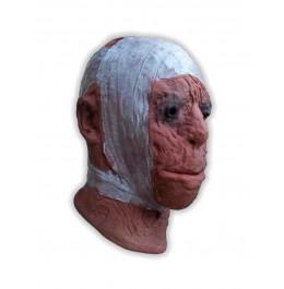 Maske aus Schaumlatex 'Mumie'