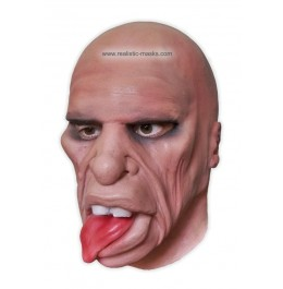 Maske 'Böse Zunge'