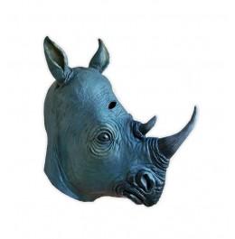 Maske Nashorn