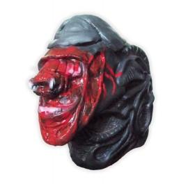 Schwarzes Monstrum Maske