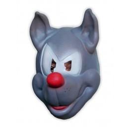 Maske Comic Wolf