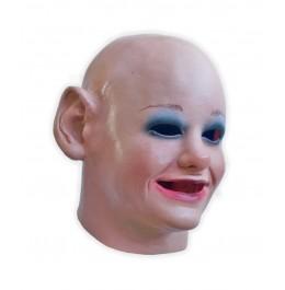 Maske Gesicht mit grossen Ohren aus Schaumlatex