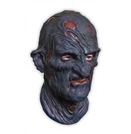 Maske Schwarzes Blutiges Gesicht