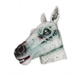 Maske Zombie Pferd