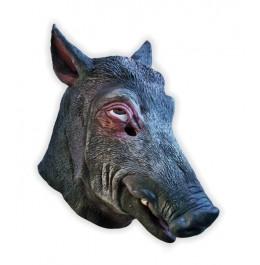 Maske Wildschwein