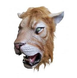 Maske Löwe