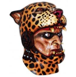 Maske 'Jaguar Krieger'