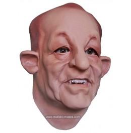 Maske menschliches Gesicht 'Der Entertainer'