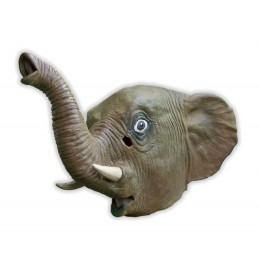 Elefantenmaske