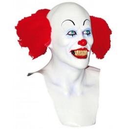 Pennywise Clown Halloween Maske