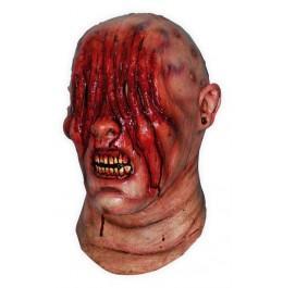 Horror Maske 'Übel zugerichtetes Gesicht'