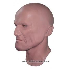 Latex Gesichtsmaske 'Häftling'