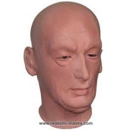 'Professor Psycho' Latex Maske