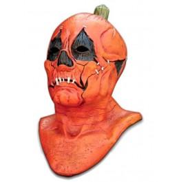 Halloween Maske Kürbis Gesicht