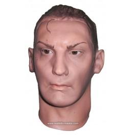Realistische Gesichts Maske 'Der Gentleman'