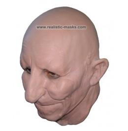Schaumlatex Maske 'Querulant'