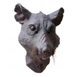 Ratte Maske aus Latex