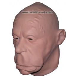 Latex Maske 'Spielverderber'