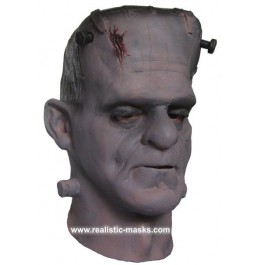 Faschingsmaske 'Shelley's Monster'